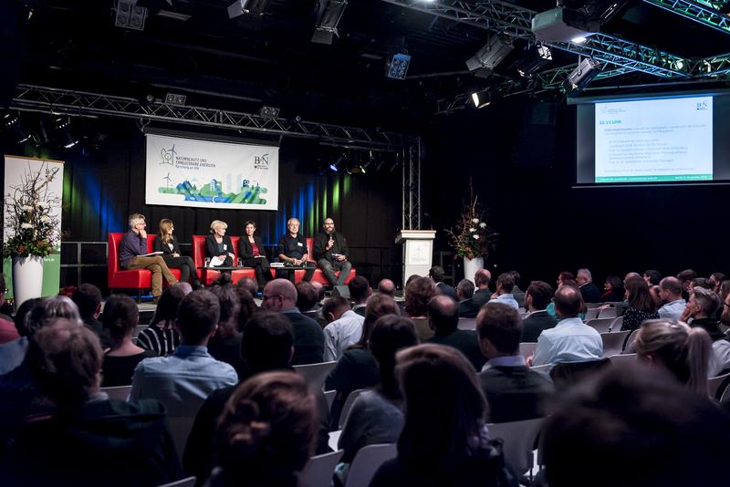 """Podiumsdiskussion am 5.11.2018 """"Zukunft der Landschaft – Landschaft der Zukunft"""""""